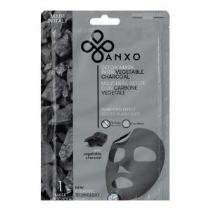 ANXO Detox Maschera con Carbone vegetale 1 mask