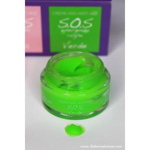SOS Emergenza Rughe Verde Rigenerante 50 ml Labcare