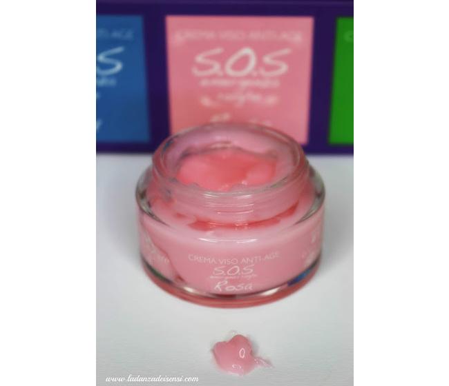 SOS Emergenza Rughe Rosa Rigenerante Lenitiva 50 ml Labcare