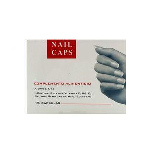 VITAL plus Nail caps 15 capsule