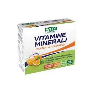 WHYNATURE Vitamine Minerali 10 buste