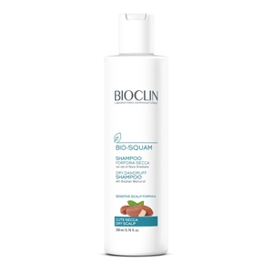 Bioclin Bio-Squam Shampoo Forfora secca 200 ml