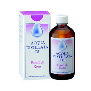 Acqua Distillata di Petali di Rosa  250 ml