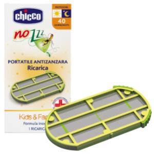 CHICCO Ricarica antizanzare portatile Kids e Family