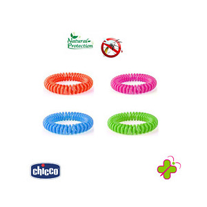 CHICCO Braccialetto profumato Plastica