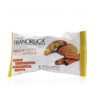 TISANOREICA S- Frollini mela e cannella 50 gr