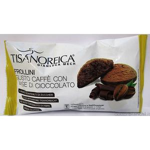 TISANOREICA S- Frollini caffè e cioccolato 50 gr