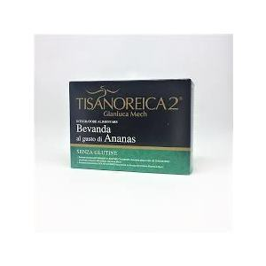 TISANOREICA 2 Ananas Bevanda 4 buste