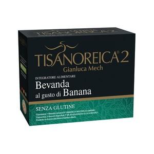 TISANOREICA 2 Bevanda Banana 4 buste