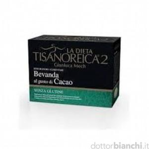 TISANOREICA 2 Bevanda Cacao 4 buste