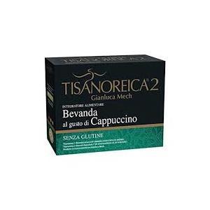 TISANOREICA 2 Bevanda Cappuccino 4 buste