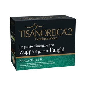 TISANOREICA 2 Zuppa Funghi 4 buste