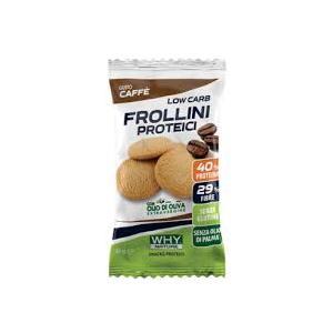 WHYNATURE Frollini proteici Caffè 30 gr