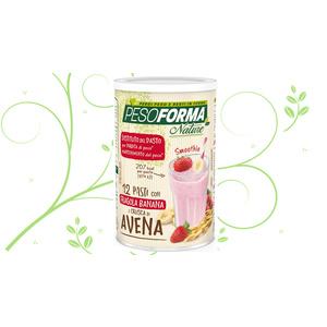 PesoForma Smoothie Avena gusto Fragola Banana 420 gr