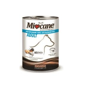 MORANDO Miocane Patè adult Salmone e farro 400gr
