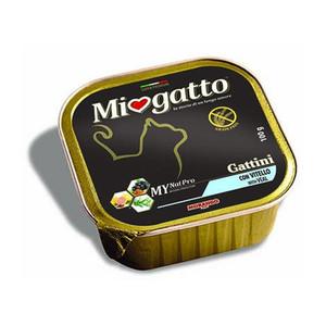 MORANDO Miogatto Gattini vitello monoporzione 100 gr