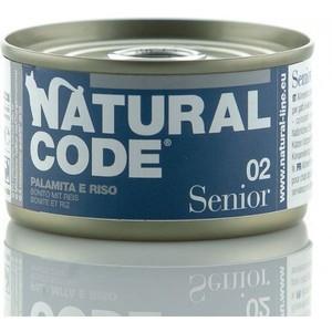 NATURAL CODE CAT Senior 02 Palamita 85 gr