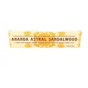 ANANDA ASTRAL SANDALWOOD 26 GR