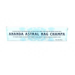 ANANDA ASTRAL NAG CHAMPA 26 GR