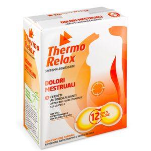 ThermoRelax cerotti dolori mestruali 3 cerotti