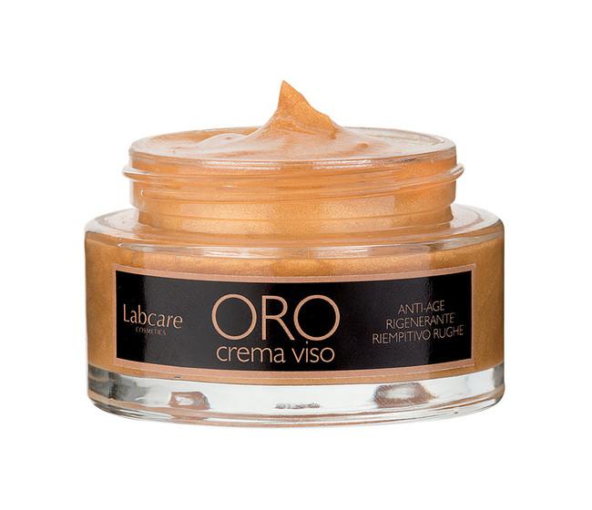 Crema Viso ORO 50 ml Labcare Cosmetics Concentratissime