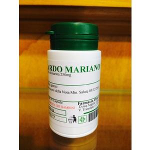 CARDO MARIANO estratto secco 250 mg 30 capsule