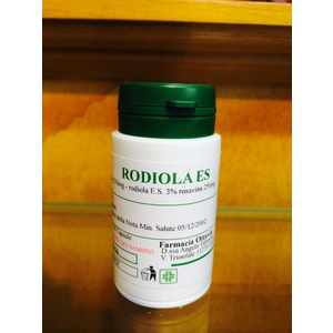RODIOLA estatto secco 500 mg 30 capsule