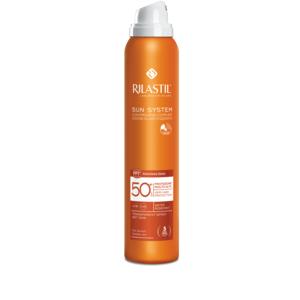Rilastil SUN SYSTEM SPF50+ spray solare trasparente 200 ml