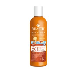 Rilastil Baby SUN SYSTEM SPF50+ Latte fluido solare 200 ml