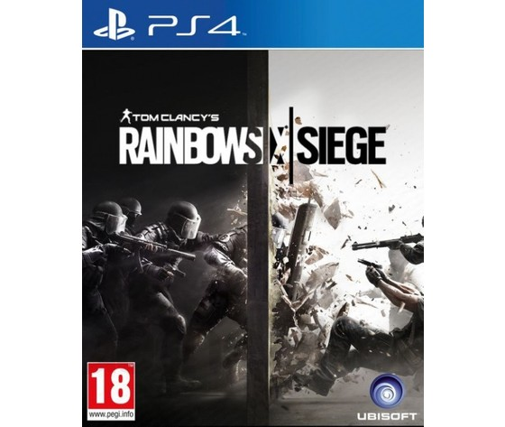 Rainbow six siege copertina