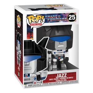 Transformers Jazz 25 Funko Pop!