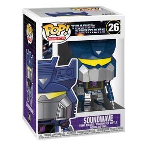 Transformers Soundwave 26 Funko Pop!