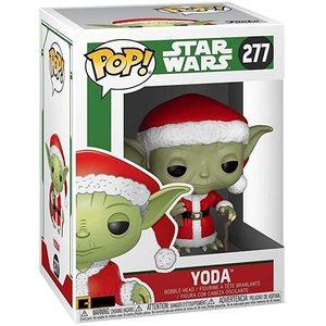 Star Wars Xmas Holiday Yoda 277 Funko Pop!