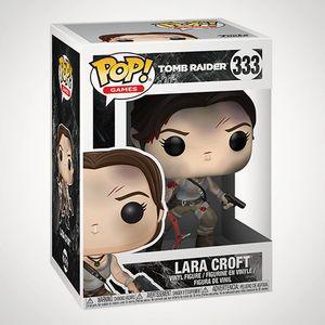 Tomb Raider The Movie Lara Croft 333 Funko Pop!