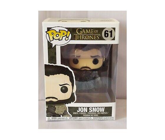 Jon snow funko pop 61 game of thrones