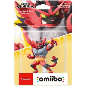 Amiibo Incineroar (Super Smash Bros Ultimate)