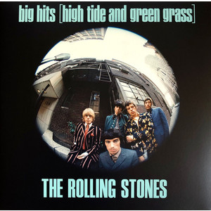 Rolling Stones Big Hits (High Tide And Green Grass) (Rsd 2019)