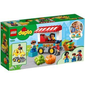 Lego 10867 Duplo Il Mercatino Biologico
