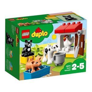 Lego 10870 Duplo Town Animali Della Fattoria