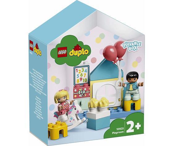 Lego duplo 10925 stanza dei giochi costruzioni 2 anni
