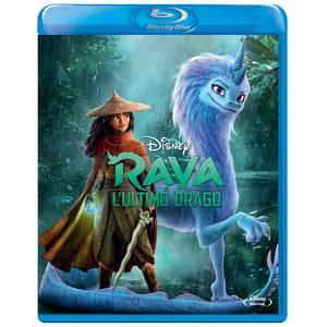 Raya e L'Ultimo Drago - Blu-Ray