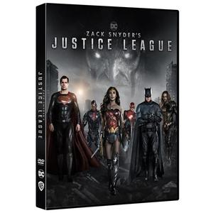 Zack Snyder's Justice League - Dvd