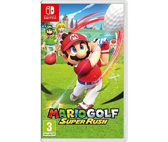 Mario super rush