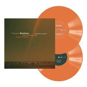 Battiato - Torneremo Ancora (vinile arancione edizione limitata)