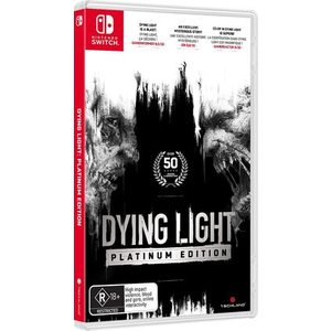 Nintendo Switch Dying Light Platinum Edition