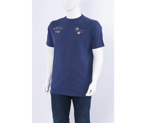 Tshirt 33730 blu