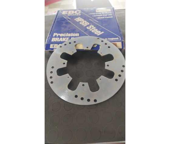 Ebc md 6087d disco anteriore honda xr 600 r euro 50