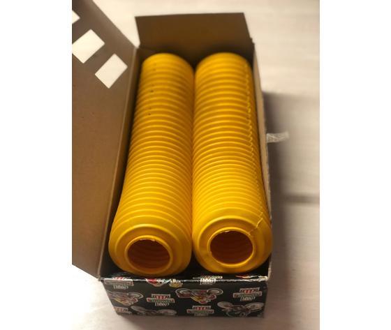 Soffietti forcella giallo