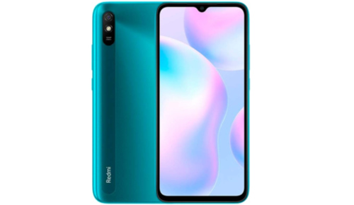 REDMI 9AT PEACOCK GREEN