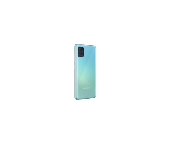 Galaxy a51 blue 3
